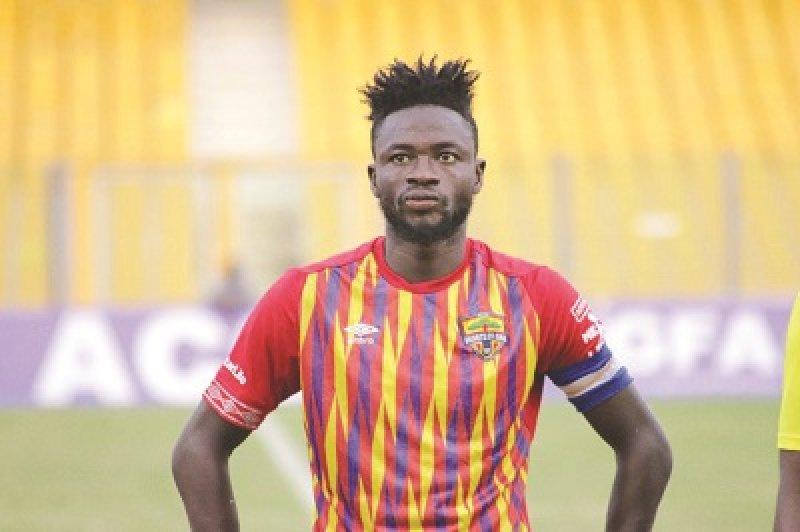 "Samuel Boadu is a great coach"" - Hearts of Oak captain Fatawu Mohammed   Sports News - Gh Football Today"